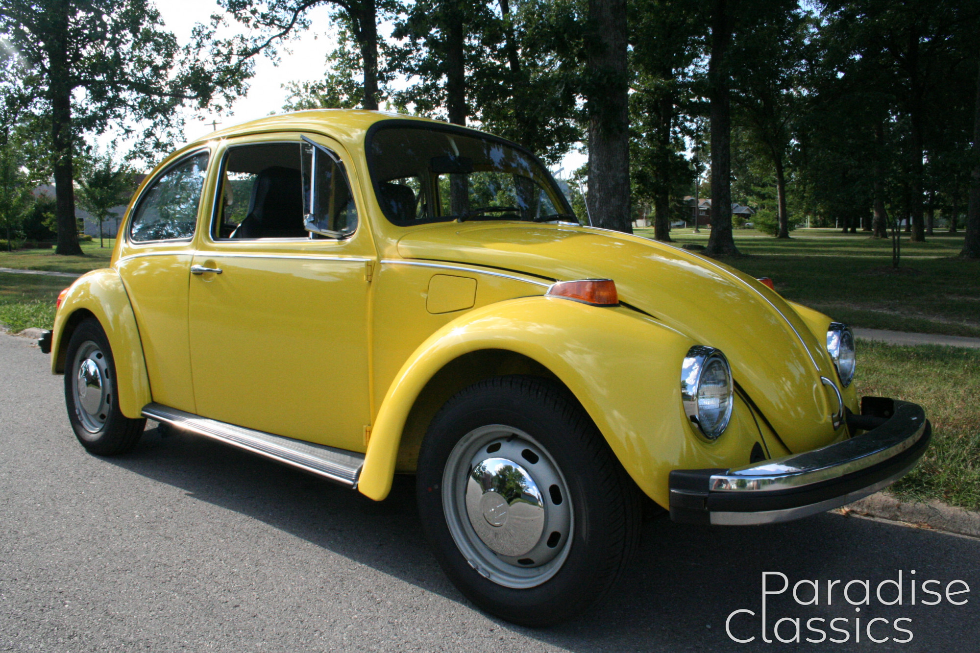 1974 Volkswagen Beetle For Sale At Paradise Classics